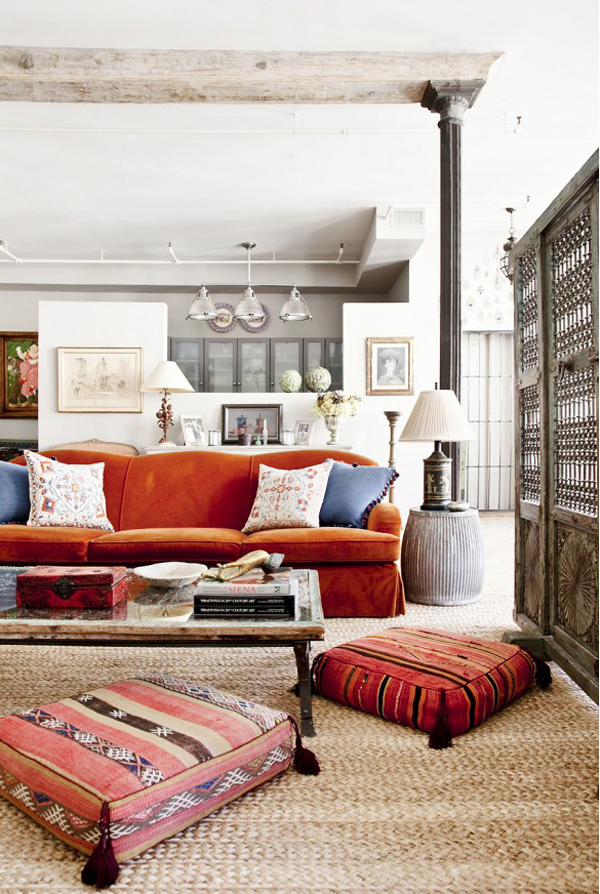 Currently Obsession: Velvet Couches