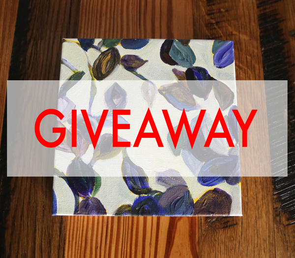 Giveaway + Interview with Artist Mary Jo Major