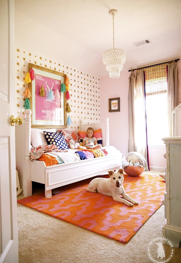 12 Colorful Kid's Rooms