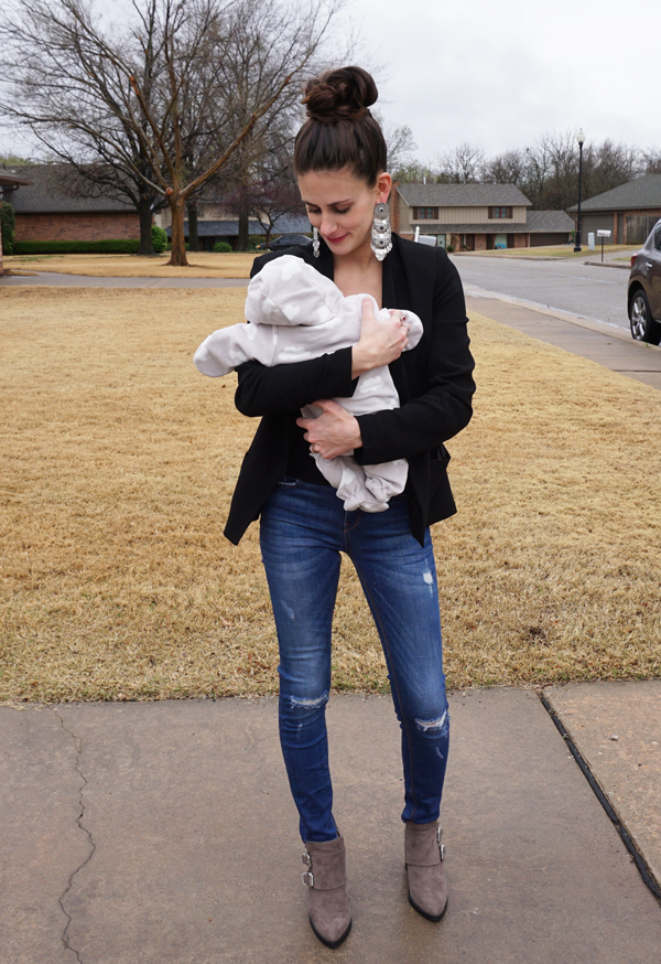 Dandy Liar Style: 3 Weeks Post-Partum