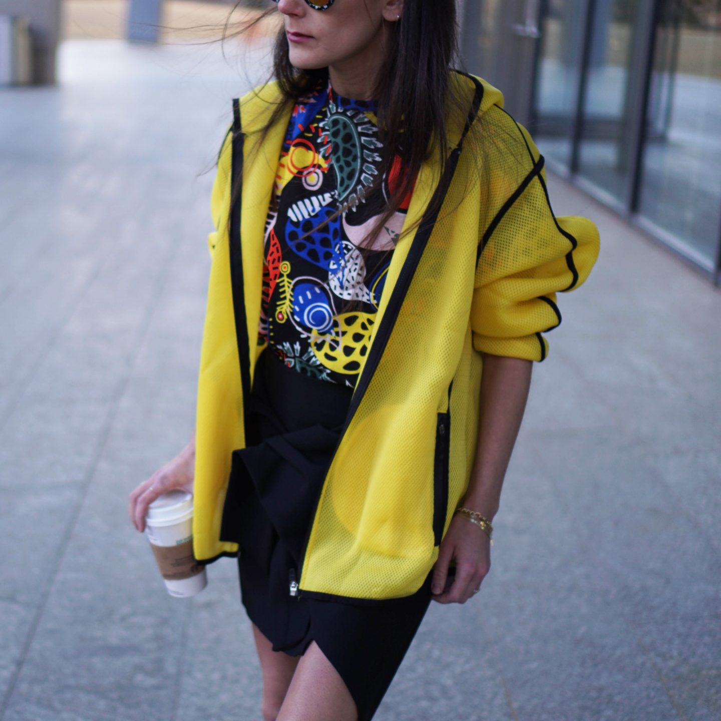 My Favorite picks from the Zara, like this printed tshirt and neon yellow zip up hoodie, are on TheDandyLiar.com.
