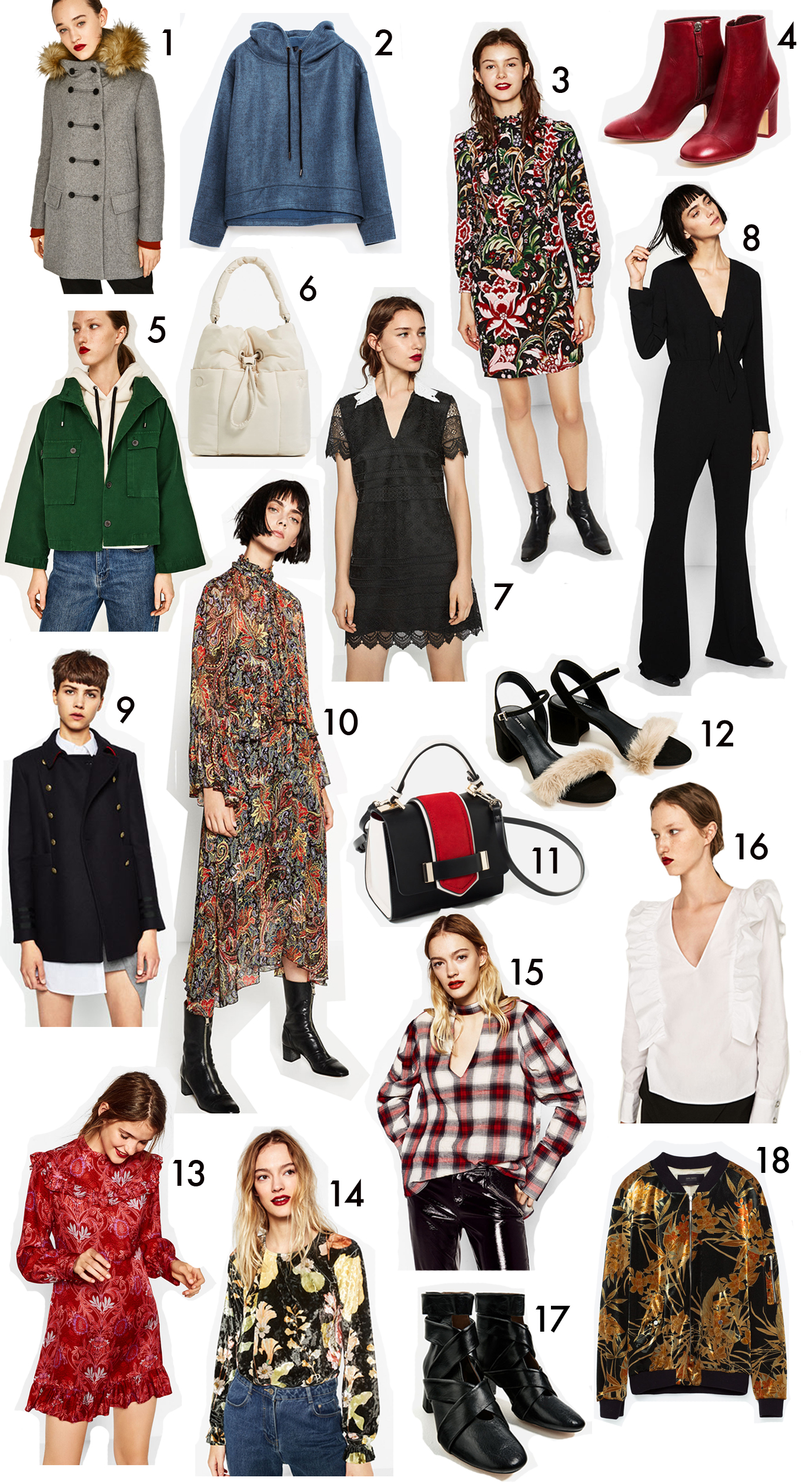 My Favorite picks from the Zara Fall Winter Sale are up on TheDandyLiar.com. Items at every style and pricepoint!