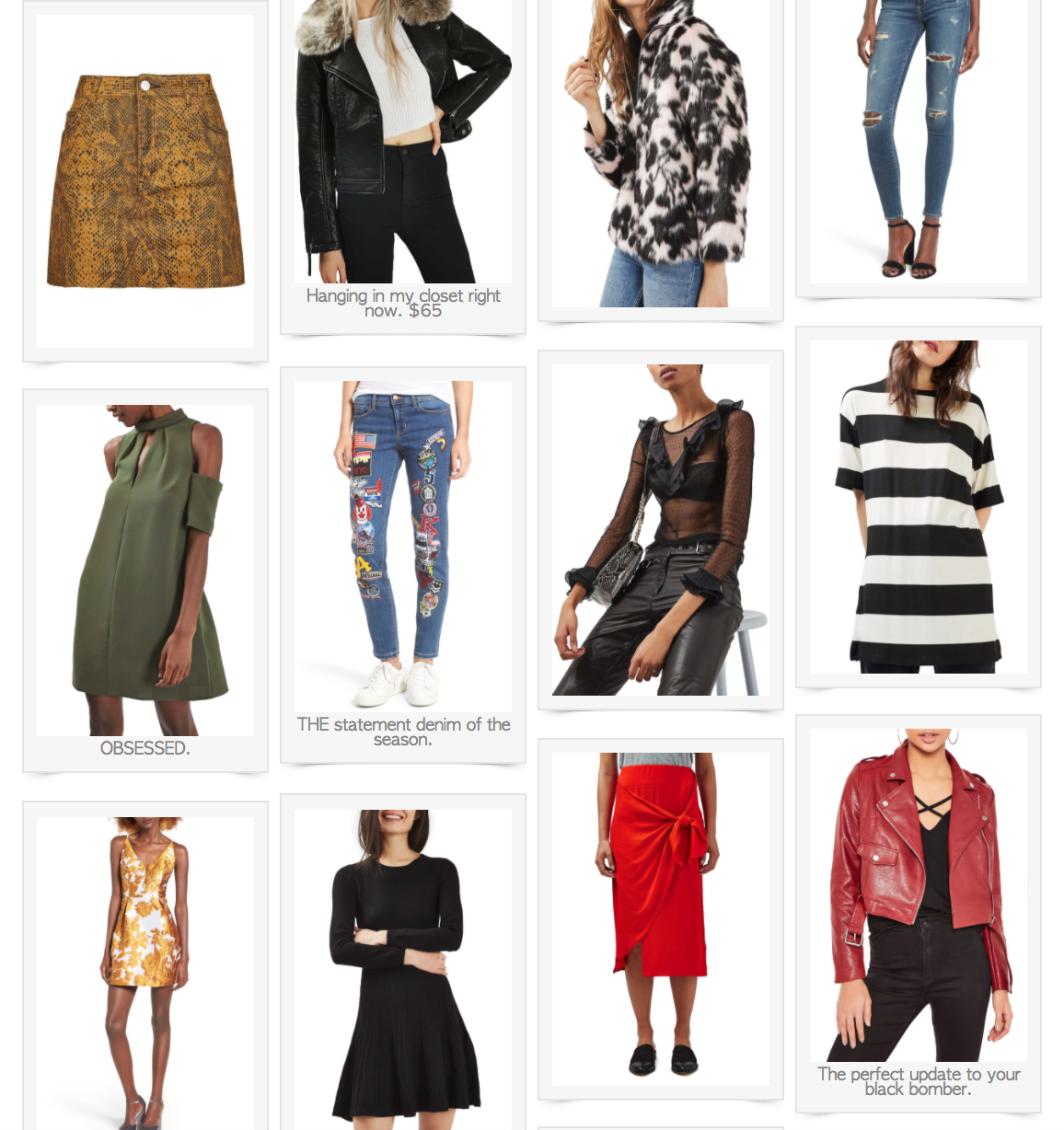 Sale Round-Up: 40% off Nordstrom Trend