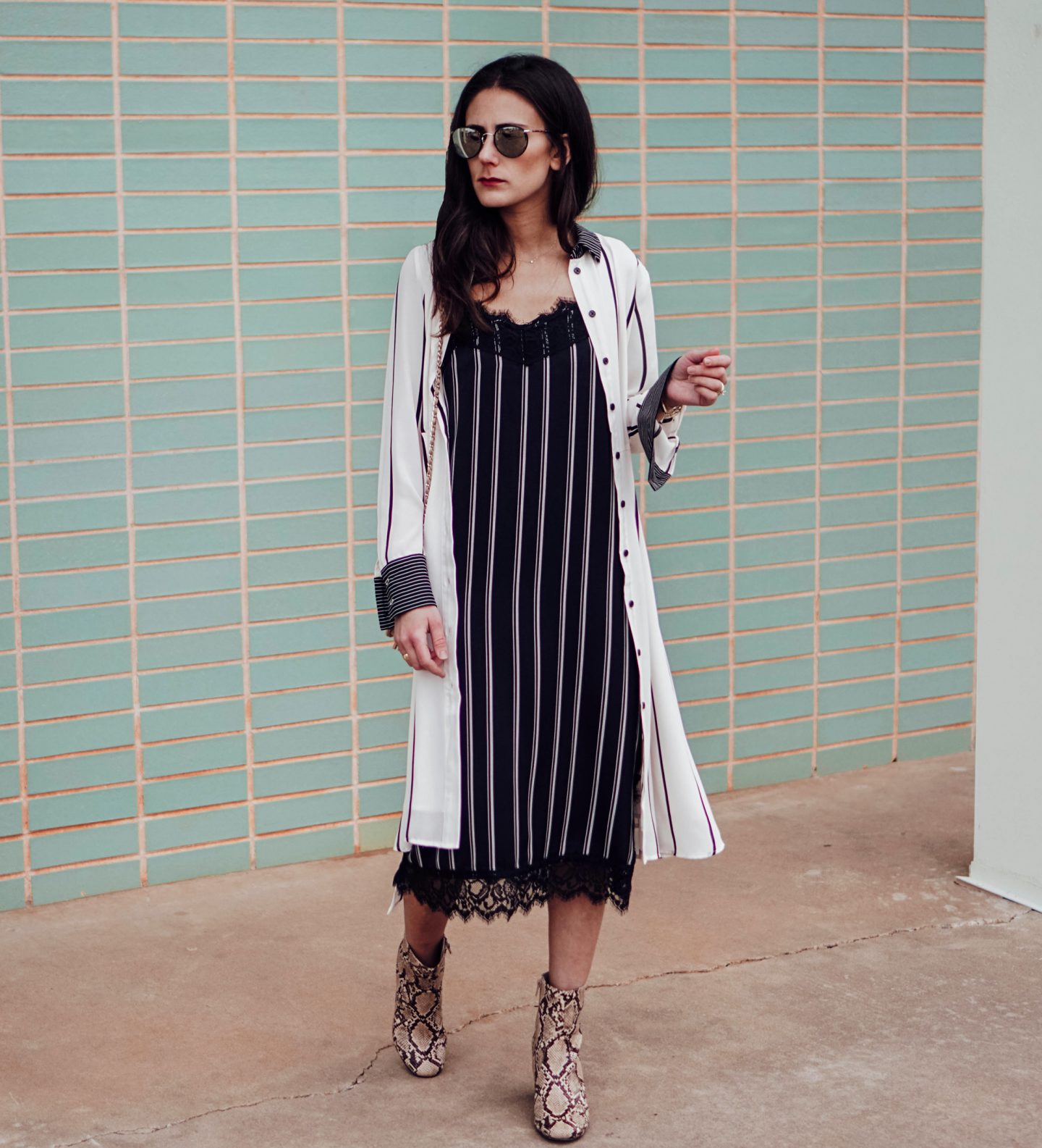 I'm sharing my favorite pieces from Who What Wear's Spring 2017 Collection for Target, including this striped lacey slip dress and cream shirtdress. Head over to TheDandyLiar.com to see the rest of my favorites from the collections.