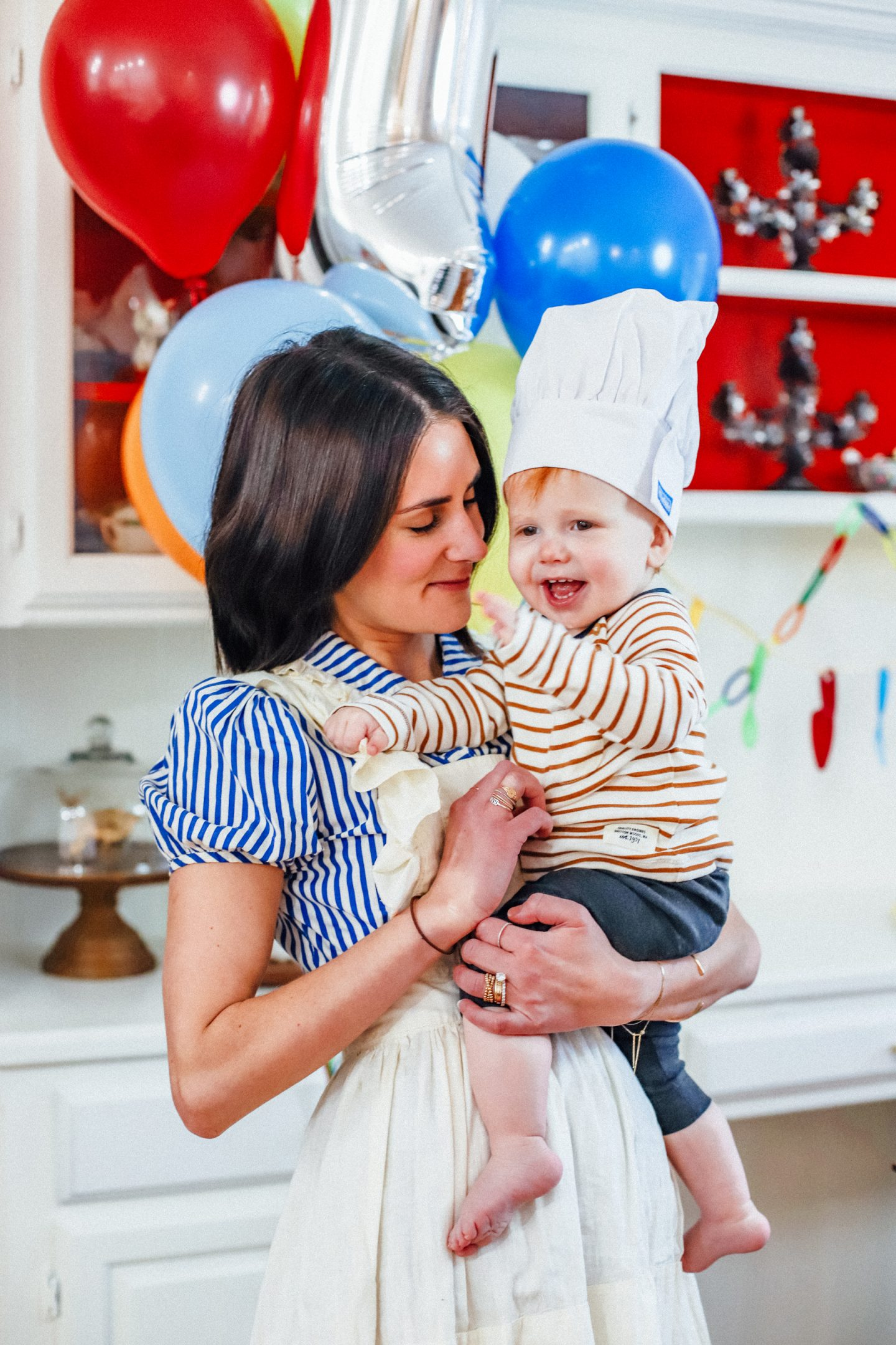 New Blog Series + A Baker Themed 1st Birthday Party