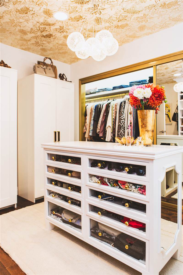 Design Spotlight Lisa Adams Of La Closet Design The
