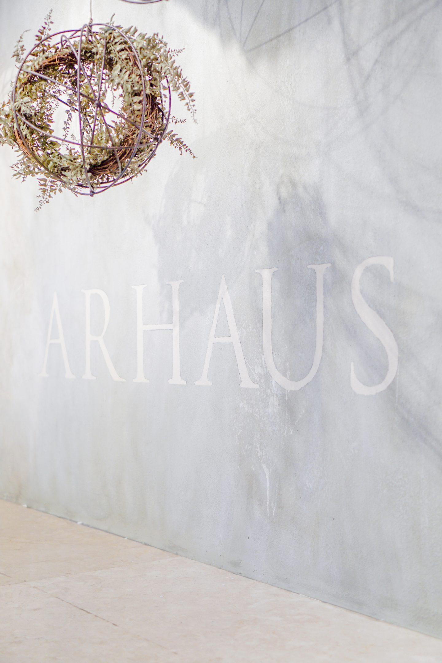 Designing a Custom Sofa: My Visit to Arhaus